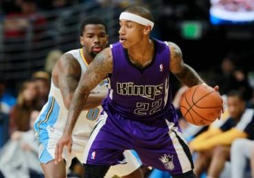 Isaiah Thomas y Rudy Gay dan la victoria a los Sacramento Kings