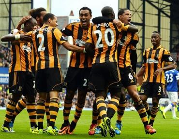 ¡Tres puntos de oro para el Hull City!