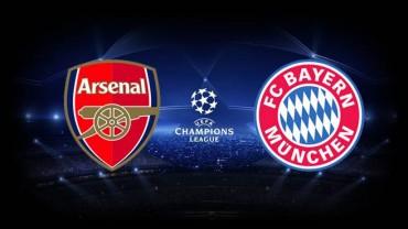 Bayern defiende corona ante Arsenal