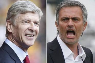 "Arsene Wenger: ""Mou es la vergüenza del Chelsea"""