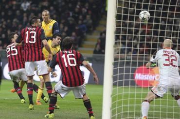 El Atlético toma San Siro y vence al Milan