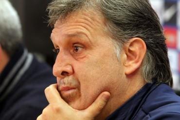 """Tata Martino: """"¿Quién apostaría por el Barça si yo no apuesto?"""""""