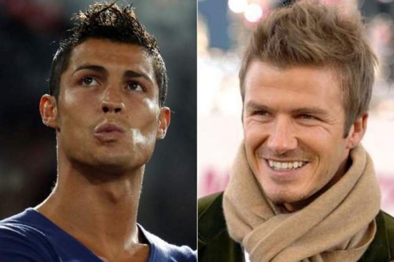 David Beckham quiere a Cristiano Ronaldo en 2017