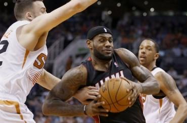 Los Heat vuelven al camino del triunfo