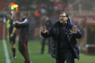 """Tata Martino: """"A partir de ahora la Liga será el juego del error"""""""