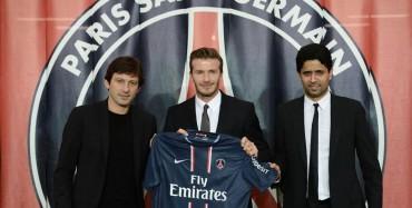 Beckham busca inversionistas