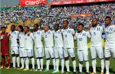 Honduras se ubica la posición 40 del ranking de la FIFA