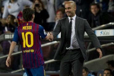 "Guardiola: ""Messi es otro nivel"""