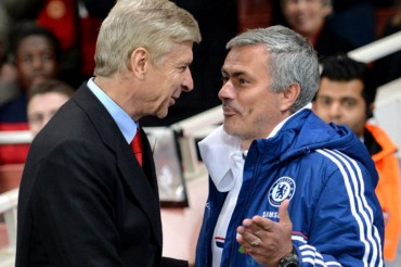 """Mourinho: """"Wenger es un especialista en fracasar"""""""