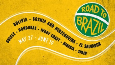 La Bicolor disputará Road to Brazil
