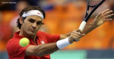 Roger Federer a la final de Dubai