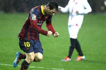 """Messi: """"Estoy feliz por volver a encontrarme con el gol"""""""