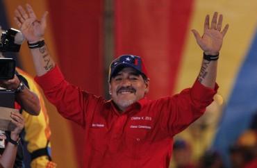 Maradona comentará en el Mundial para cadena Venezolana