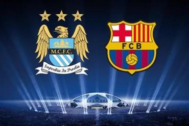 Manchester City – Barcelona, a una cita histórica
