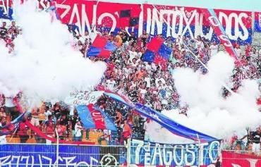Equipos de Liga Nacional no quieren barras en los Estadios