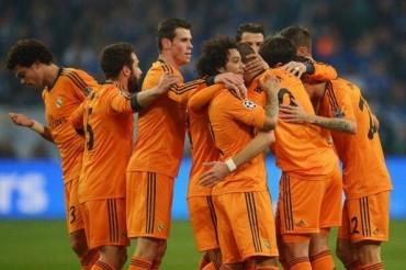 Real Madrid vapuleó a Schalke y ya piensa en cuartos