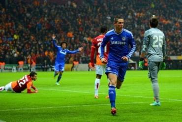 Chelsea y Galatasaray empataron en Turquía y dejaron su serie abierta