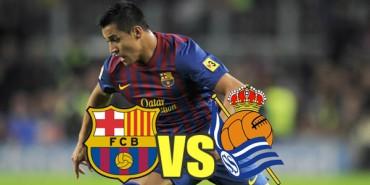La Copa del Rey busca finalistas: hoy, Barcelona vs Real Sociedad
