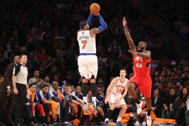 Milwaukee sorprende a los Knicks de Carmelo Anthony