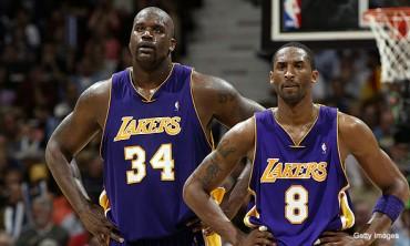 """Shaq: """"Kobe y yo hubiésemos ganado cinco o seis anillos"""""""