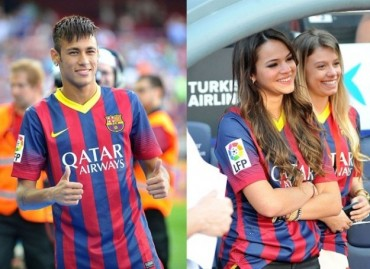Bruna Marquezine confirma en Brasil el fin de su noviazgo con Neymar