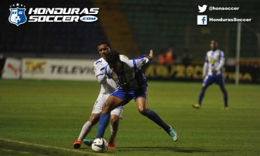 Victoria saca valioso empate en Tegucigalpa al Olimpia