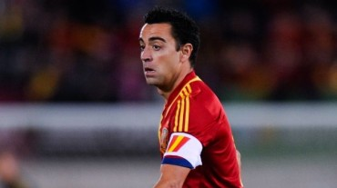 Xavi quiere la revancha en el Mundial