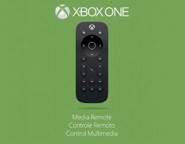 El Mando Multimedia de Xbox One estará disponible en marzo