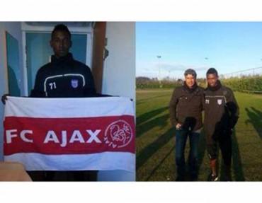 Futbolista hondureño a prueba con el Ajax de Holanda