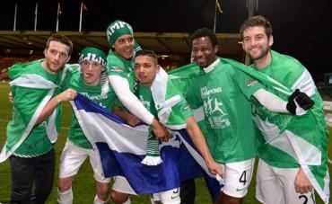 El Celtic de Izaguirre logra el título 45 de la liga escocesa