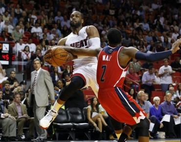Miami se clasifica para los playoffs tras ganar a los Wizards