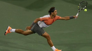 """Rafa Nadal: """"Jugué mal; estoy decepcionado por mi derrota"""""""