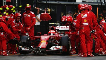 """Desde Ferrari prometen una """"evolución más agresiva"""""""