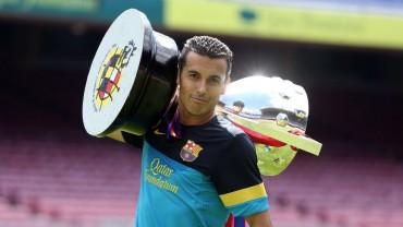 """Pedro: """"El domingo veremos la mejor versión del Barcelona"""""""