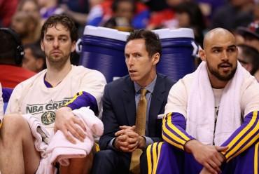 Lakers: 9 de 14 para evitar su peor campaña en Los Ángeles