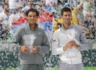 Novak Djokovic da primero