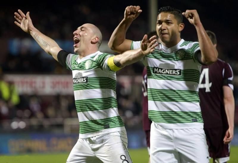 Celtic y Emilio Izaguirre acaricia la copa