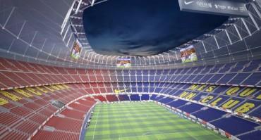 600 millones de euros destinan en remodelación del Camp Nou