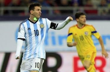 Rumanía neutraliza a la Argentina de Messi