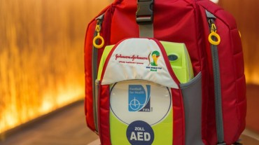 La Mochila de Emergencia Médica de la FIFA, presente en Brasil 2014