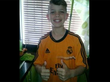 VIDEO: La historia del niño al que le robaron la camiseta de Cristiano Ronaldo