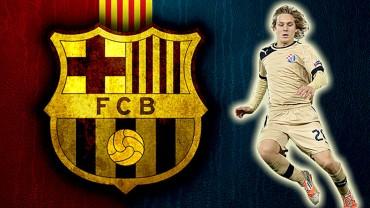 El Barça anuncia oficialmente el fichaje de Alen Halilovic
