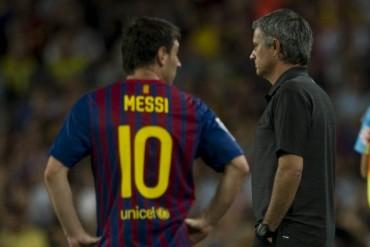 """Mourinho: """"Messi no necesita ganar el Mundial para ser grande"""""""