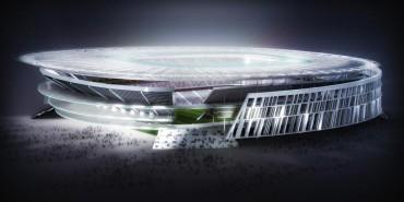 Roma presenta proyecto para nuevo estadio