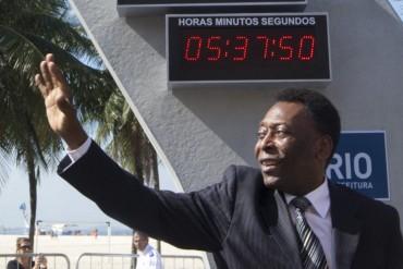 """Pelé: """"Me gustaría que Francia jugara la final contra Brasil"""""""