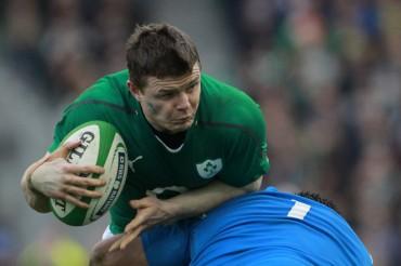 Irlanda, Francia e Inglaterra luchan por el título