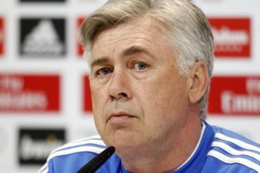 """Ancelotti: """"No pensamos en empatar"""""""