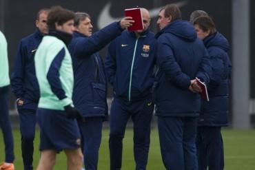 El Barça desmiente que el Tata quiera irse