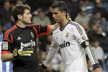 División en el vestuario del Real Madrid
