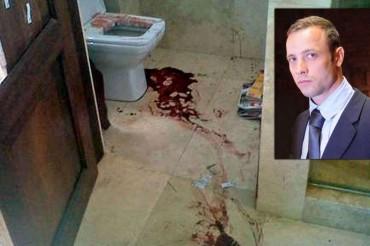 Las fotos más escabrosas del caso Pistorius